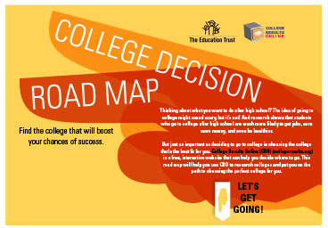 College Decision Road Map